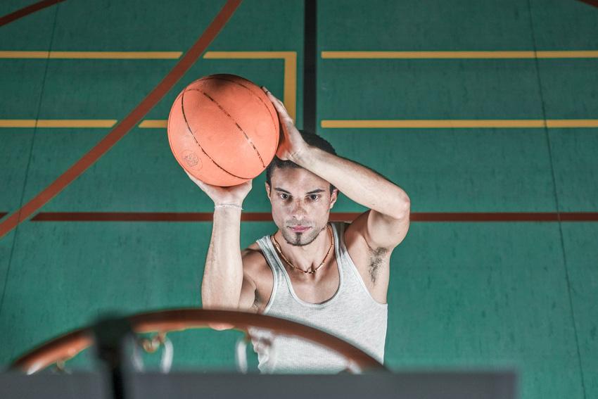 Sportler Portrait Fotografie Steffen Matthes Frankfurt am Main