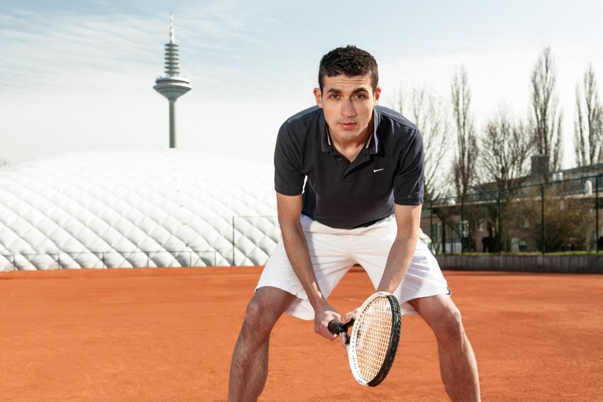 Sportler Portrait Fotograf Fotografie Steffen Matthes Frankfurt